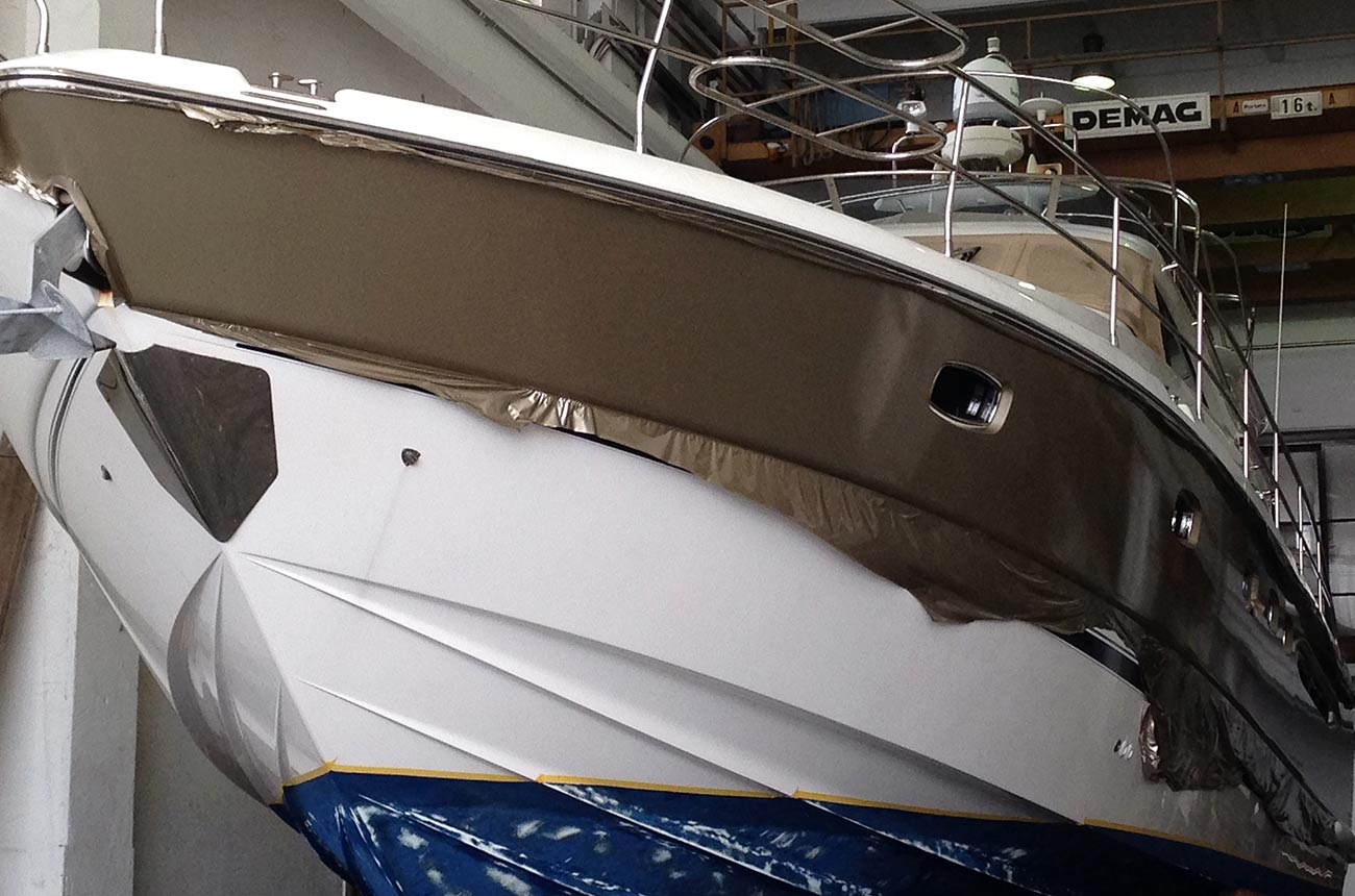 boat-wrapping-fairline-yacht5
